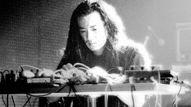 40 Years Ago: MERZBOW records OM Electrique (First Ever Recording)