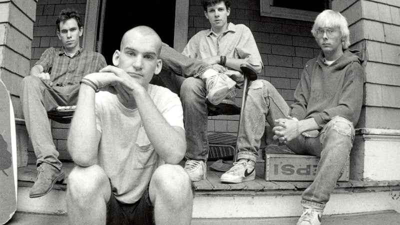 35 Years Ago: MINOR THREAT record Salad Days