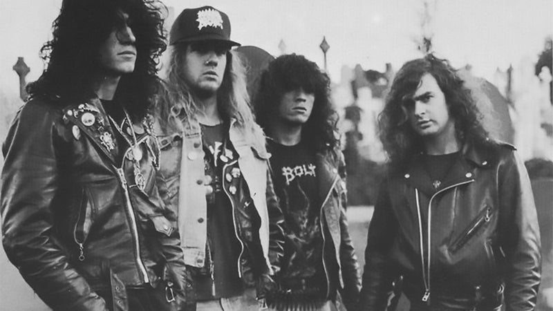 29 Years Ago: MORBID ANGEL, BOLT THROWER, CARCASS & NAPALM DEATH live in Nottingham
