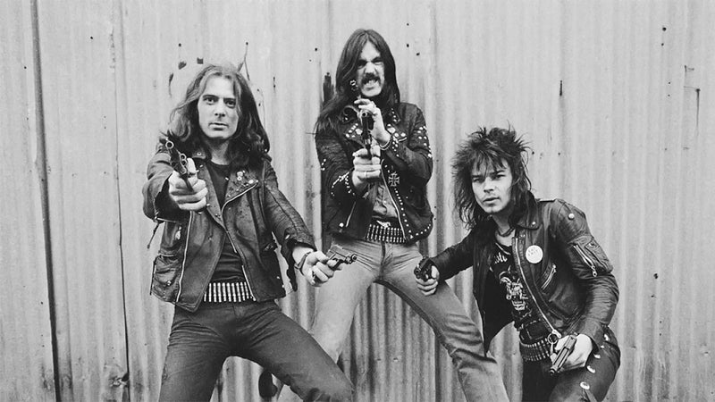 37 Years Ago: MOTORHEAD live at Theatre Royal, Nottingham