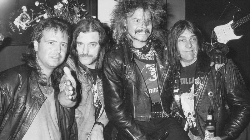 28 Years Ago: MOTORHEAD release The One to Sing the Blues