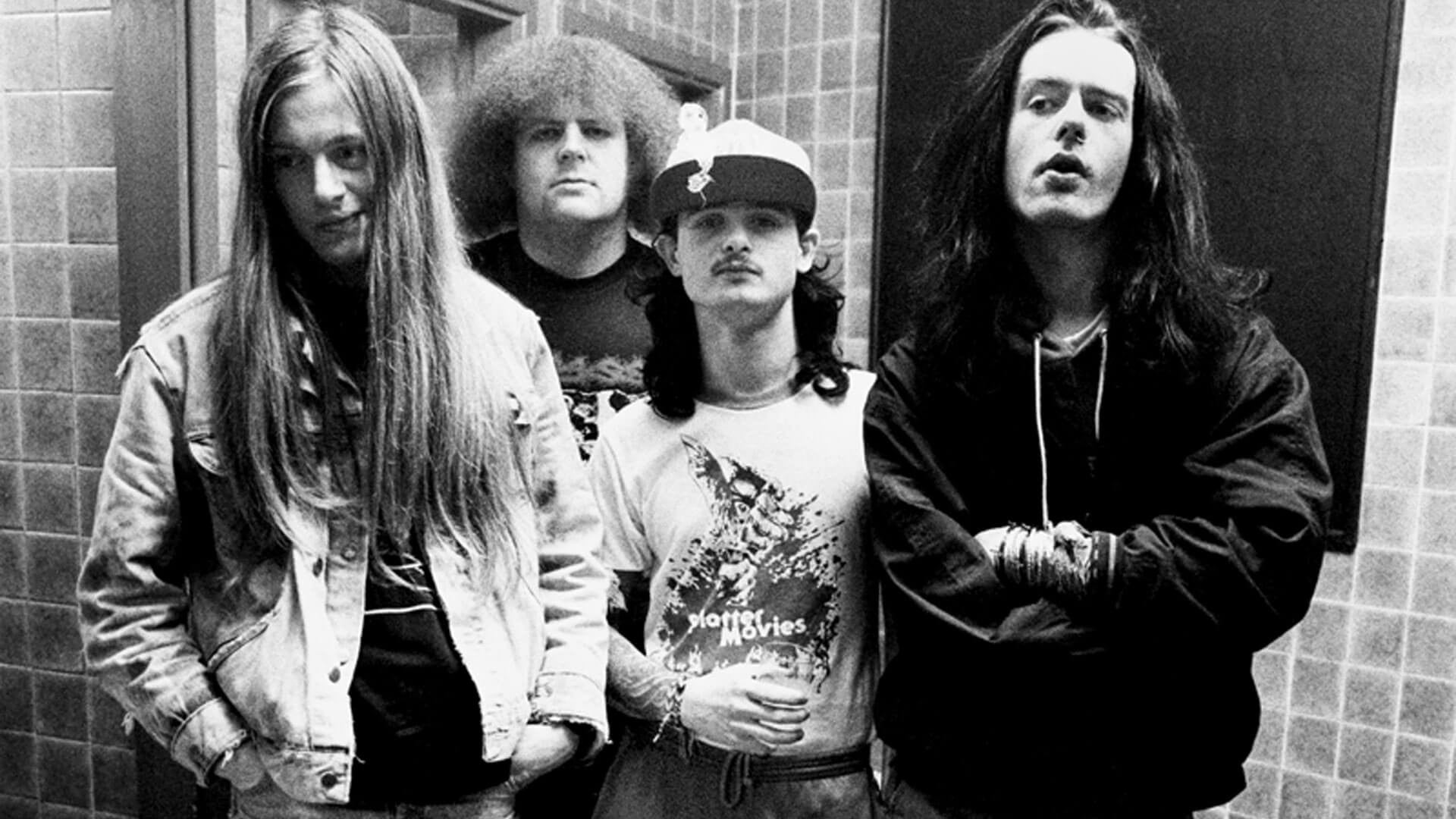 30 Years Ago: NAPALM DEATH and RIPCORD live in Belgium – Todestrieb ...