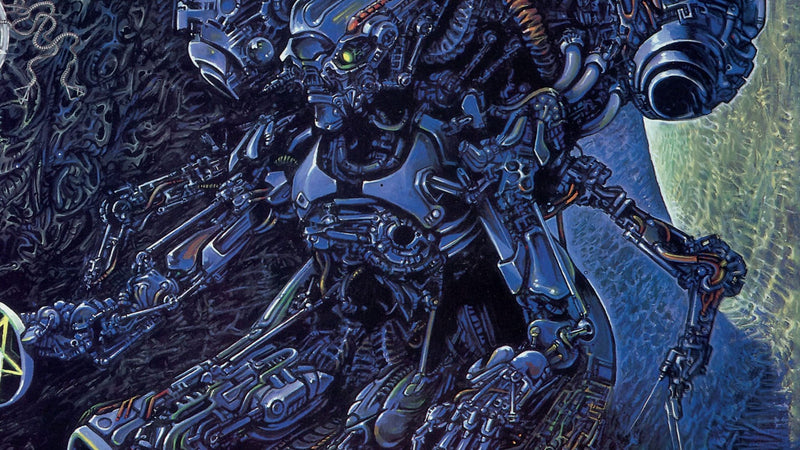 29 Years Ago: NOCTURNUS release The Key