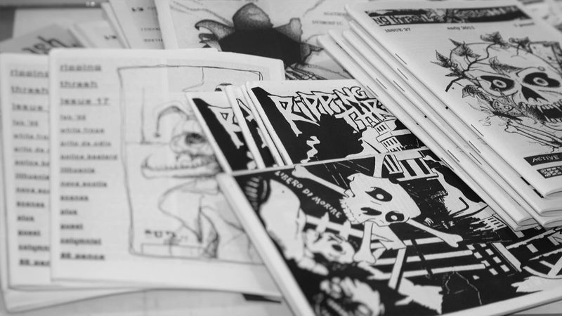 Ripping Thrash Zine - All Current Issues Now Available