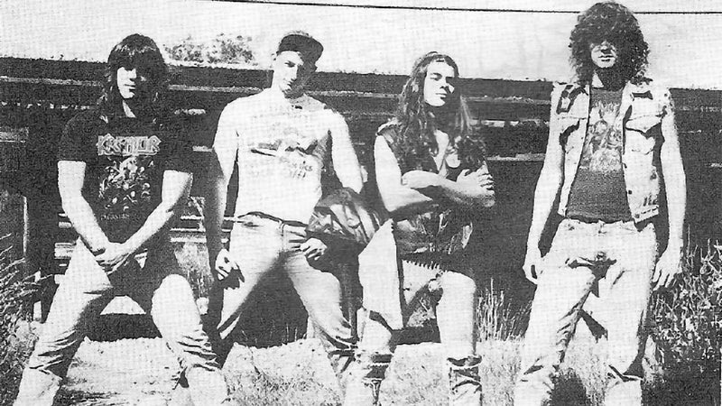 30 Years Ago: ROTTING CORPSE record Neck Breaking Fury