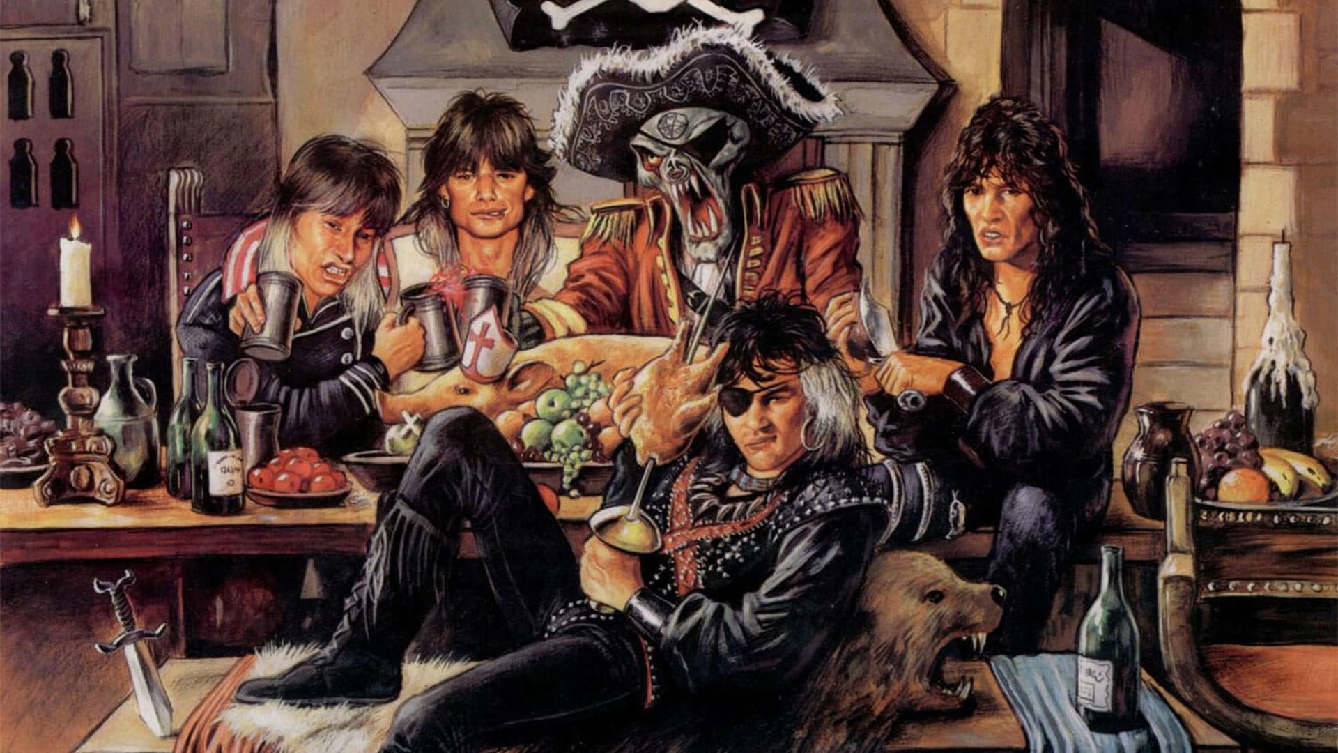 29 Years Ago Running Wild Release Port Royal Its Time For The Red