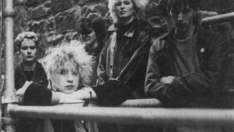 35 Years Ago: SHOP ASSISTANTS record their first Peel Session
