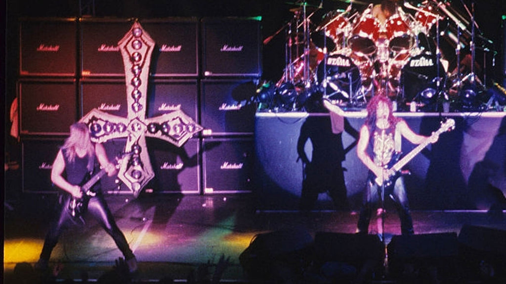 30 Years Ago Slayer Live In Birmingham Reign In Pain