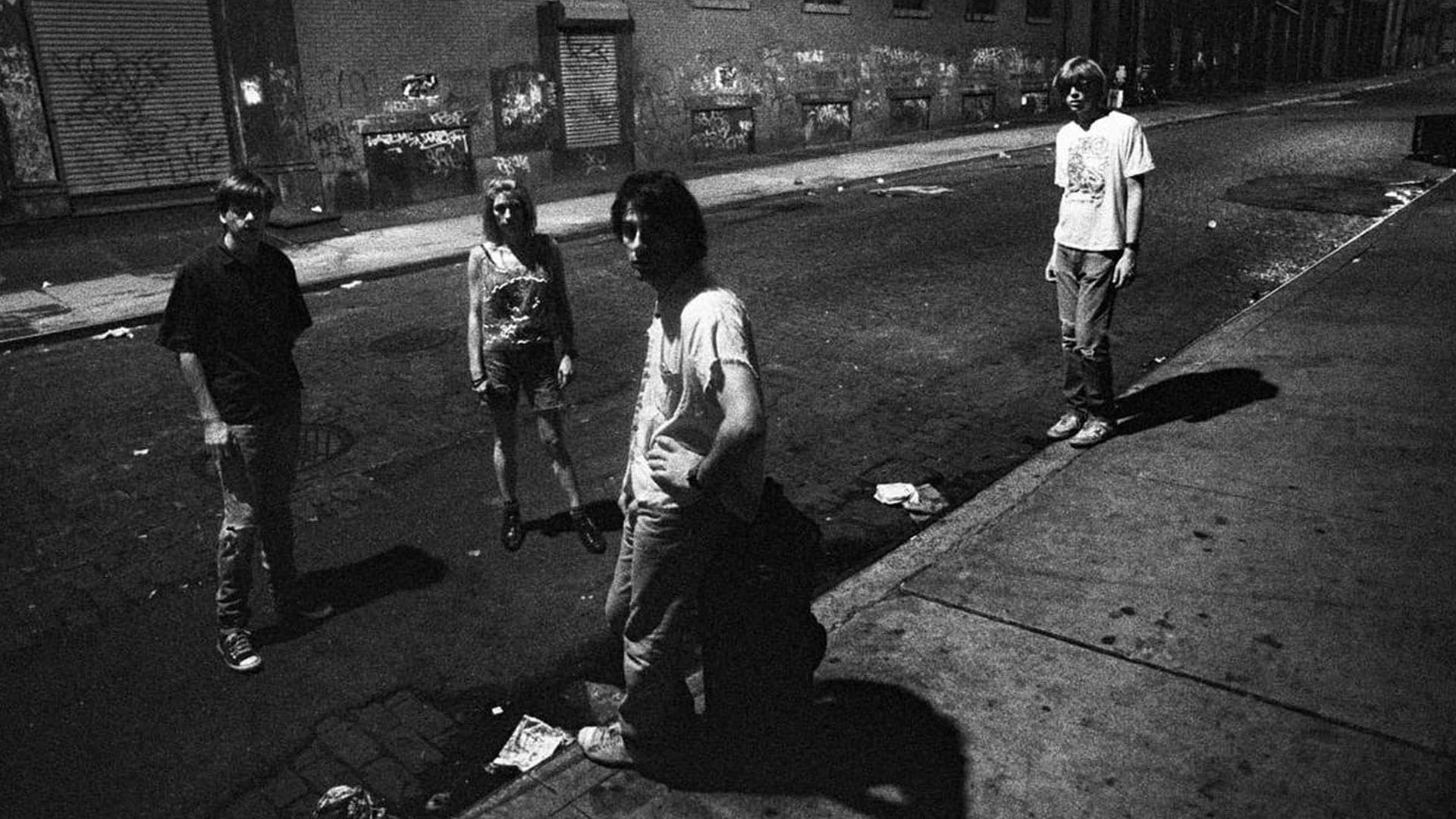 29 Years Ago Sonic Youth Record Their Third Peel Session