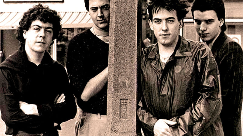 40 Years Ago: THE CURE record their second Peel session