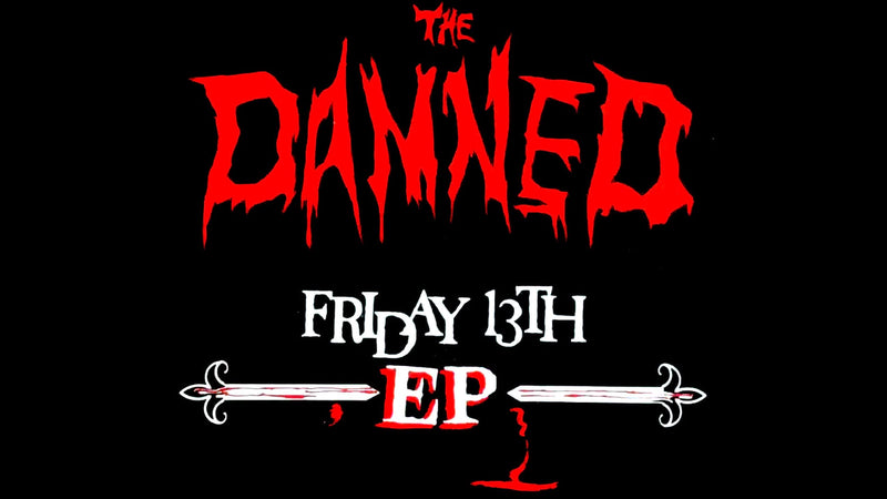 39 Years Ago: THE DAMNED release Friday 13th