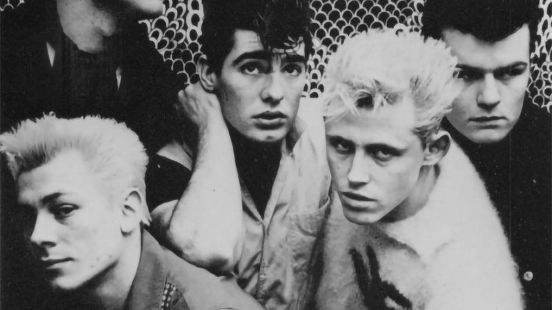 40 Years Ago: THEATRE OF HATE record their first Peel session