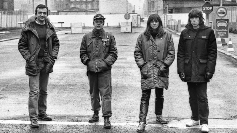 Four Classic Industrial Records - Throbbing Gristle 1977-1980