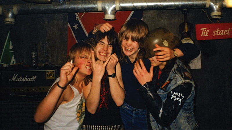 31 Years Ago: VOMIT record Rot in Hell (cult Norwegian death thrash)