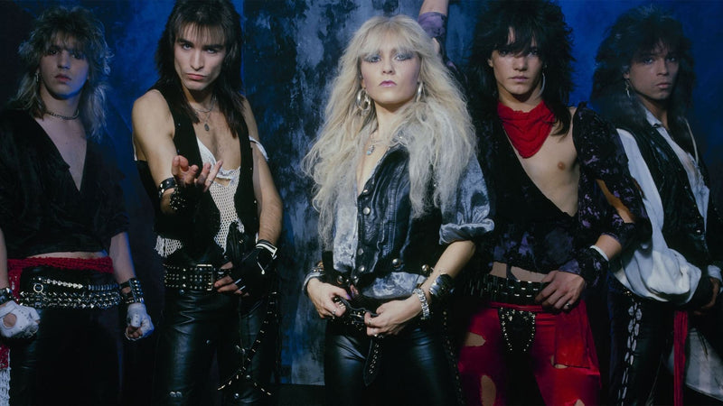34 Years Ago: WARLOCK (Doro) and TOKYO BLADE live in London