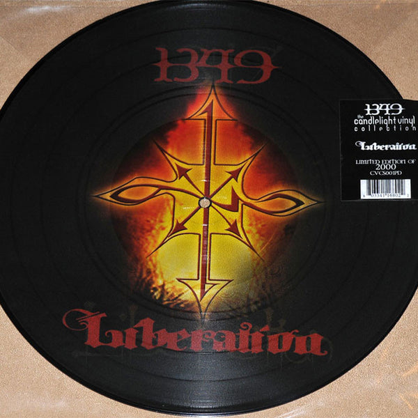 1349 Liberation Picture Disc Lp Todestrieb Records