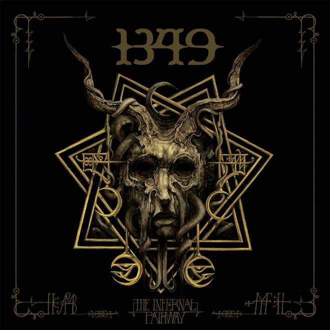 1349 - The Infernal Pathway (Digipak CD)