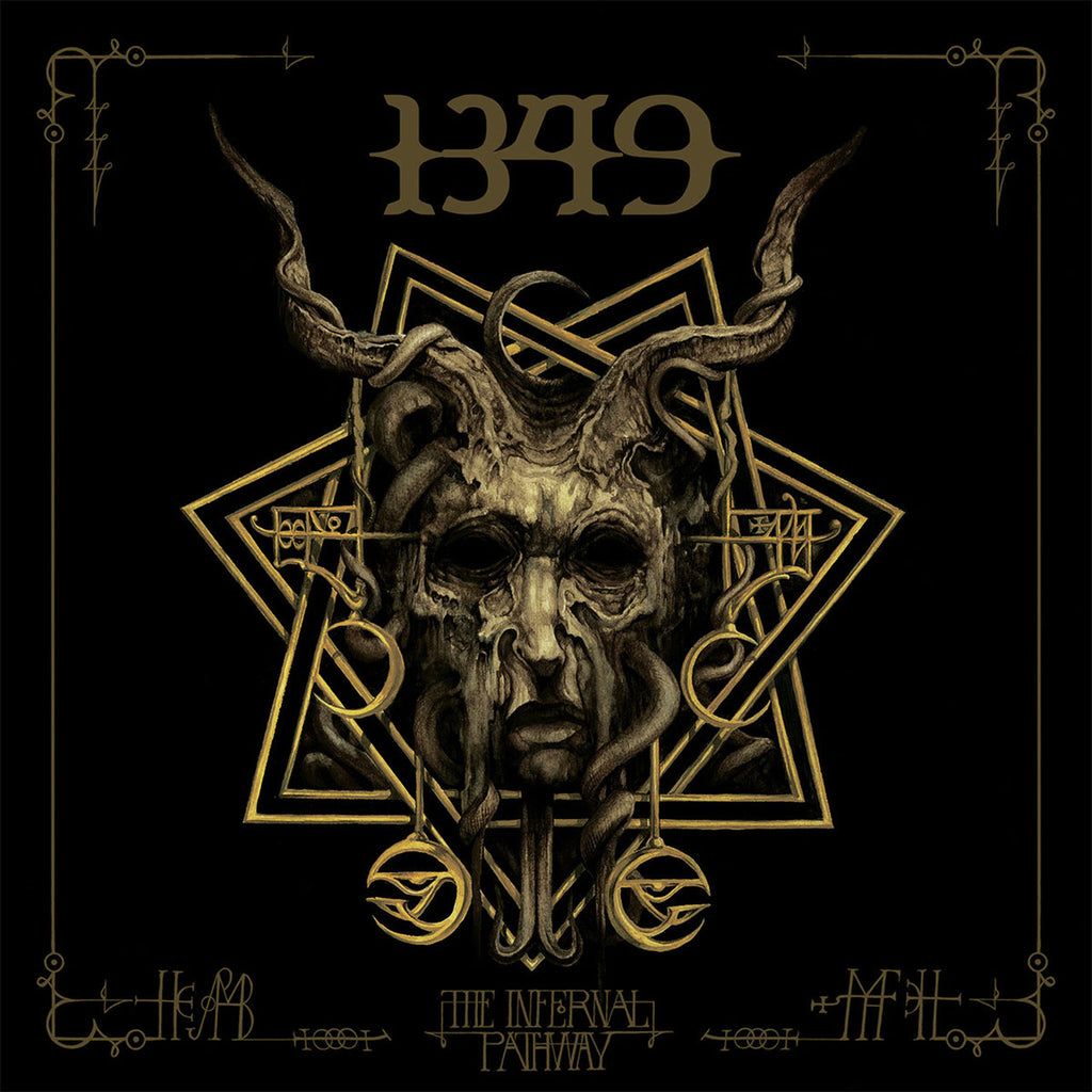 1349 - The Infernal Pathway (Silver Edition) (2LP)