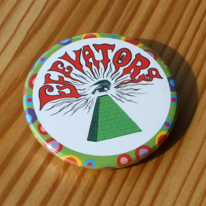 13th Floor Elevators - Pyramid (Badge)
