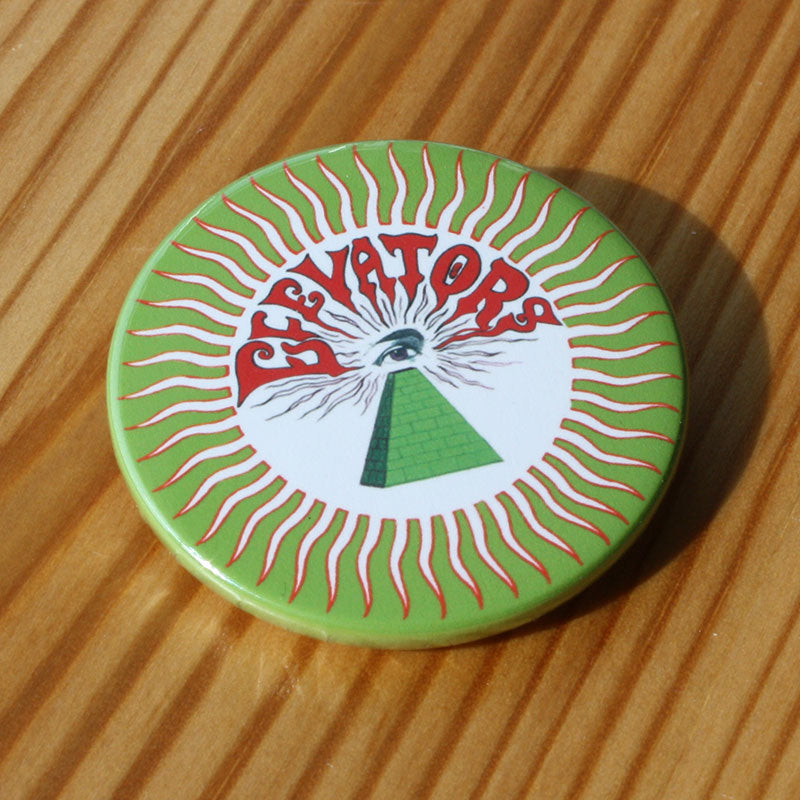 13th Floor Elevators - Pyramid Sun (Badge)