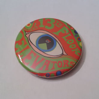 13th Floor Elevators - The Psychedelic Sounds (Badge)