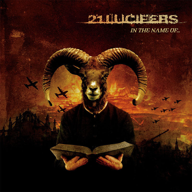 21 Lucifers - In the Name of... (CD)