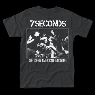 8a6dd17d0 7 Seconds - Old School American Hardcore (T-Shirt)