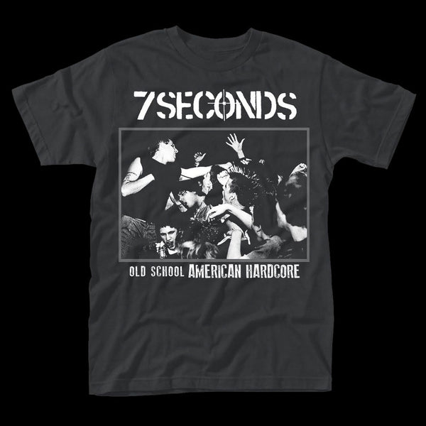 7077a4ae7 7 Seconds - Old School American Hardcore (T-Shirt) | Todestrieb