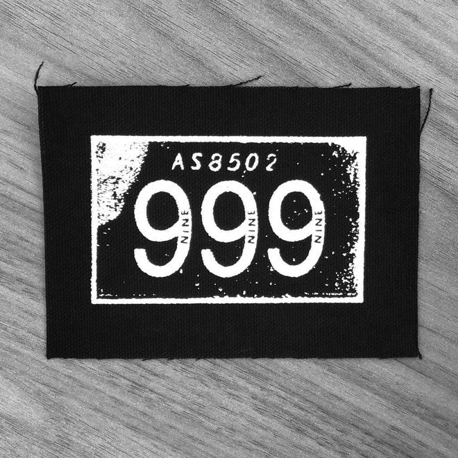 999 - Logo (Printed Patch)