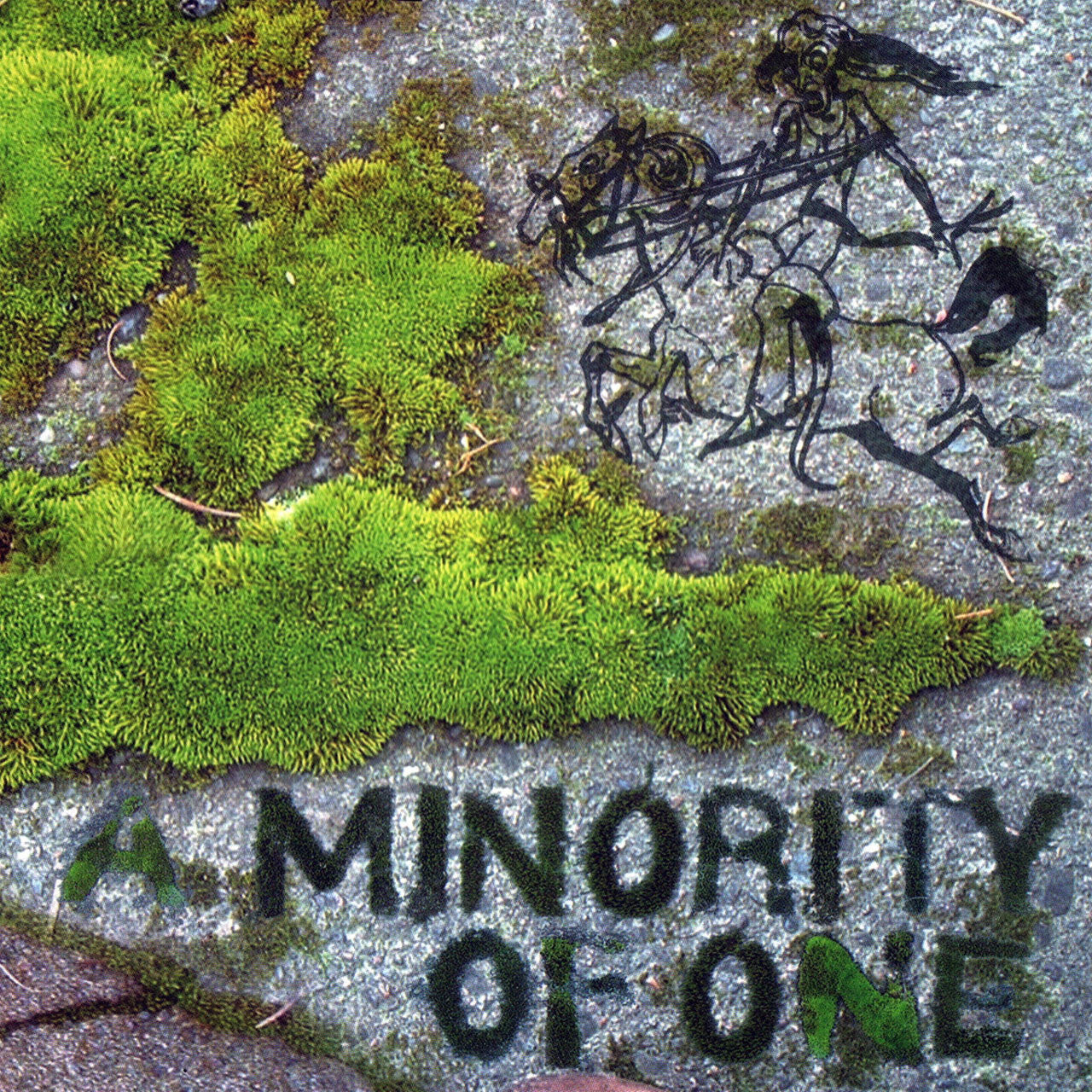 A Minority of One - Bathe in Fiery Answer (Digipak CD)