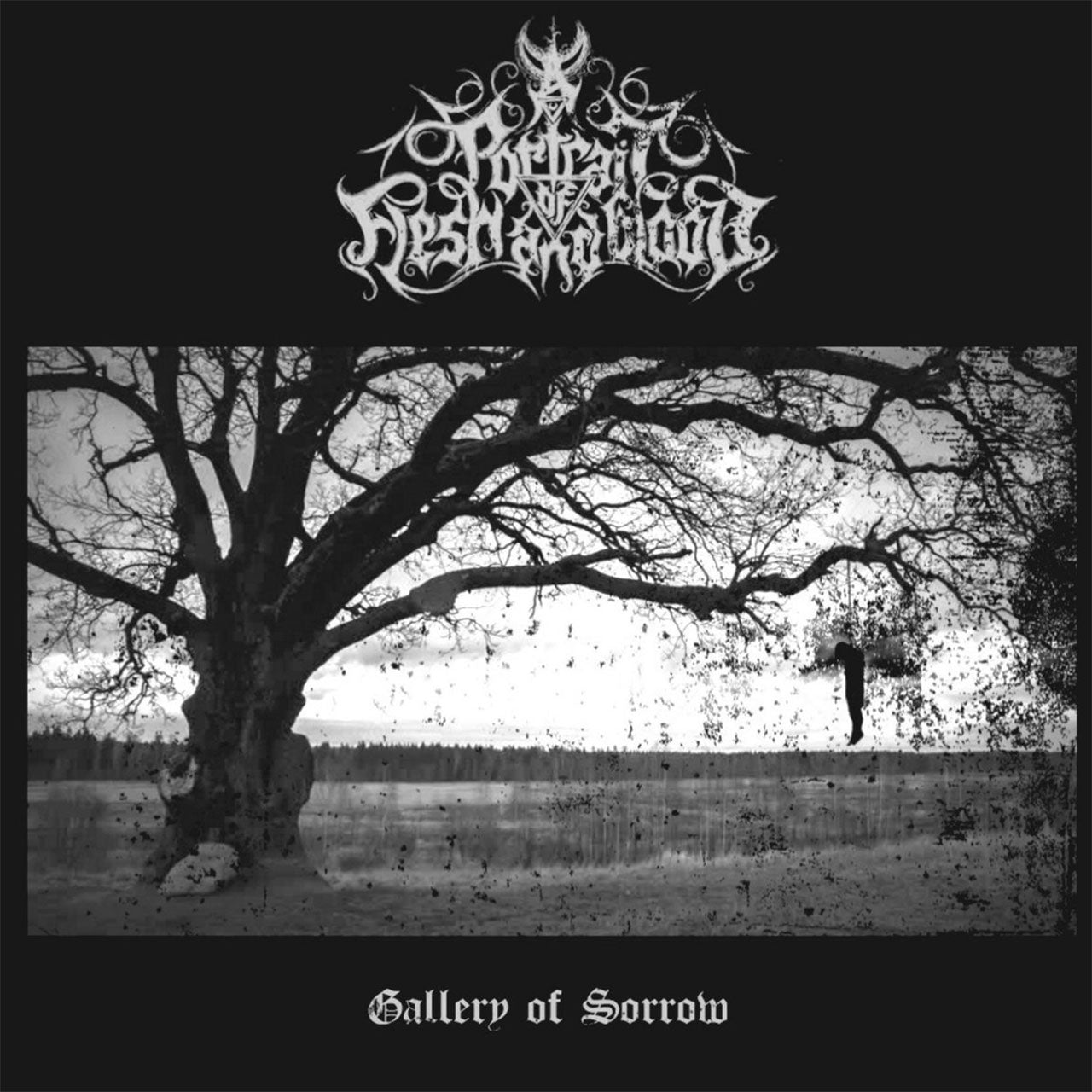 A Portrait of Flesh and Blood - Gallery of Sorrow (CD)