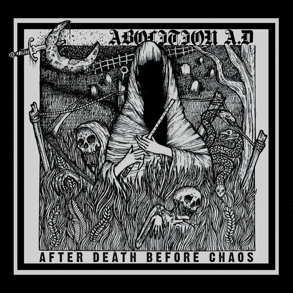 Abolition A.D. - After Death Before Chaos (CD)