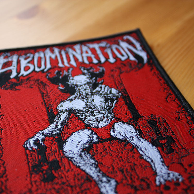 Abomination - Demo (Woven Patch)