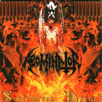 Abominator - Nuctemeron Descent (CD)