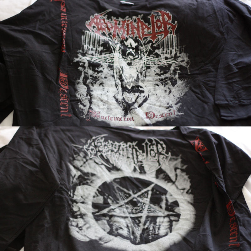 Abominator - Nuctemeron Descent (Long Sleeve T-Shirt)
