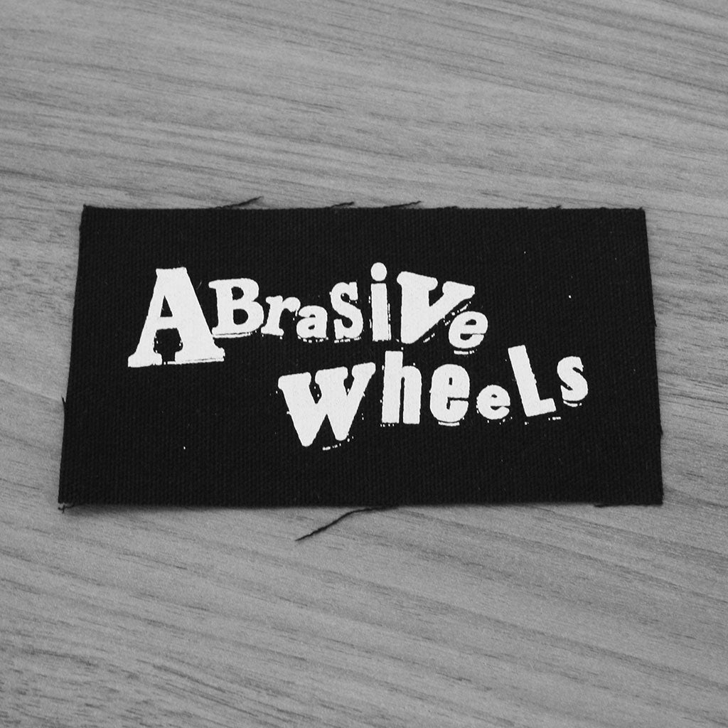 Abrasive Wheels - Logo (Printed Patch)