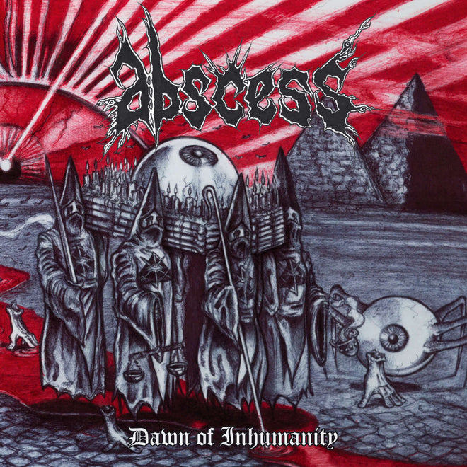 Abscess - Dawn of Inhumanity (Digibook CD)