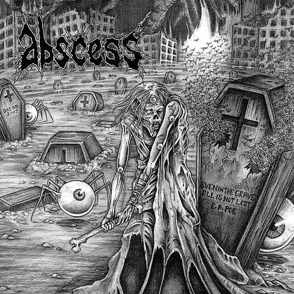 Abscess - Horrorhammer (CD)