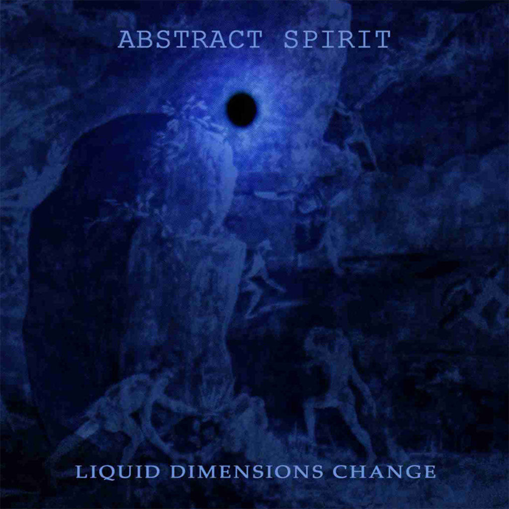 Abstract Spirit - Liquid Dimensions Change (CD)