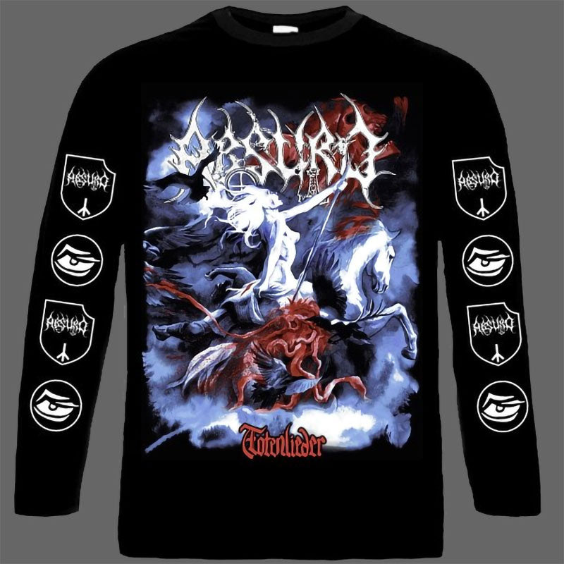 Absurd - Totenlieder (Long Sleeve T-Shirt)