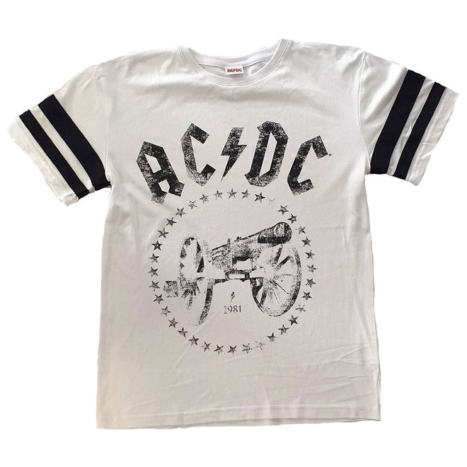AC/DC - For Those About to Rock (Football Jersey) (T-Shirt)