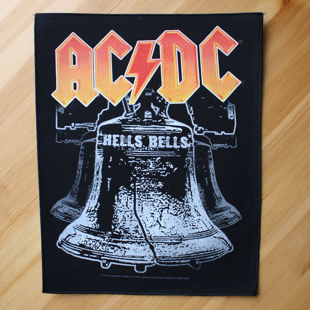 AC/DC - Hells Bells (Backpatch)