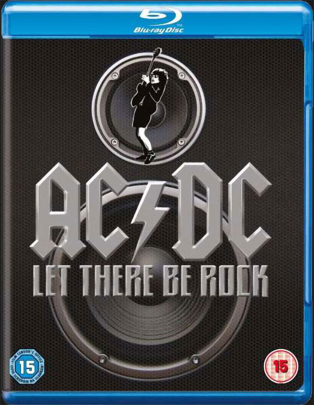 AC/DC - Let There Be Rock (Blu-ray)
