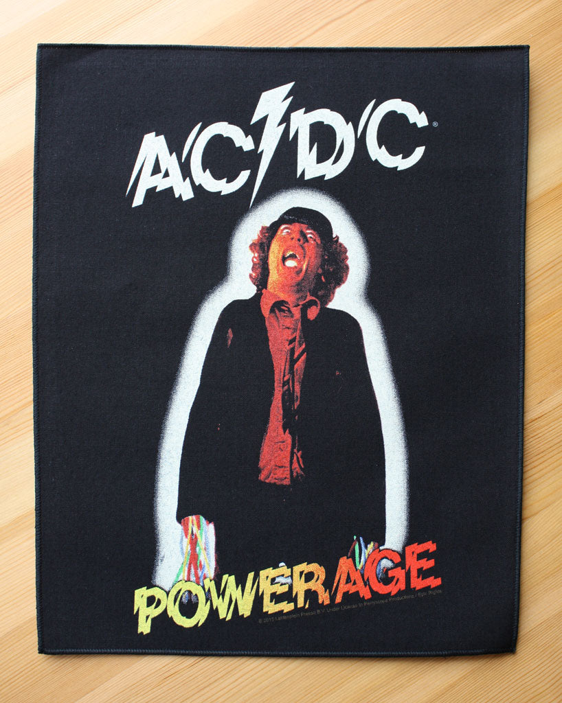AC/DC - Powerage (Backpatch)