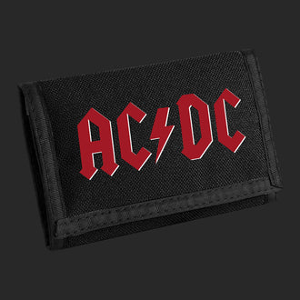 AC/DC - Red Logo (Wallet)