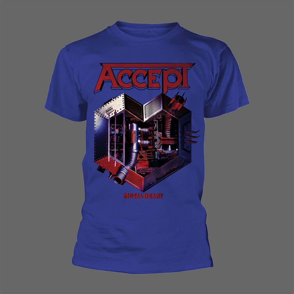 Accept - Metal Heart (T-Shirt)