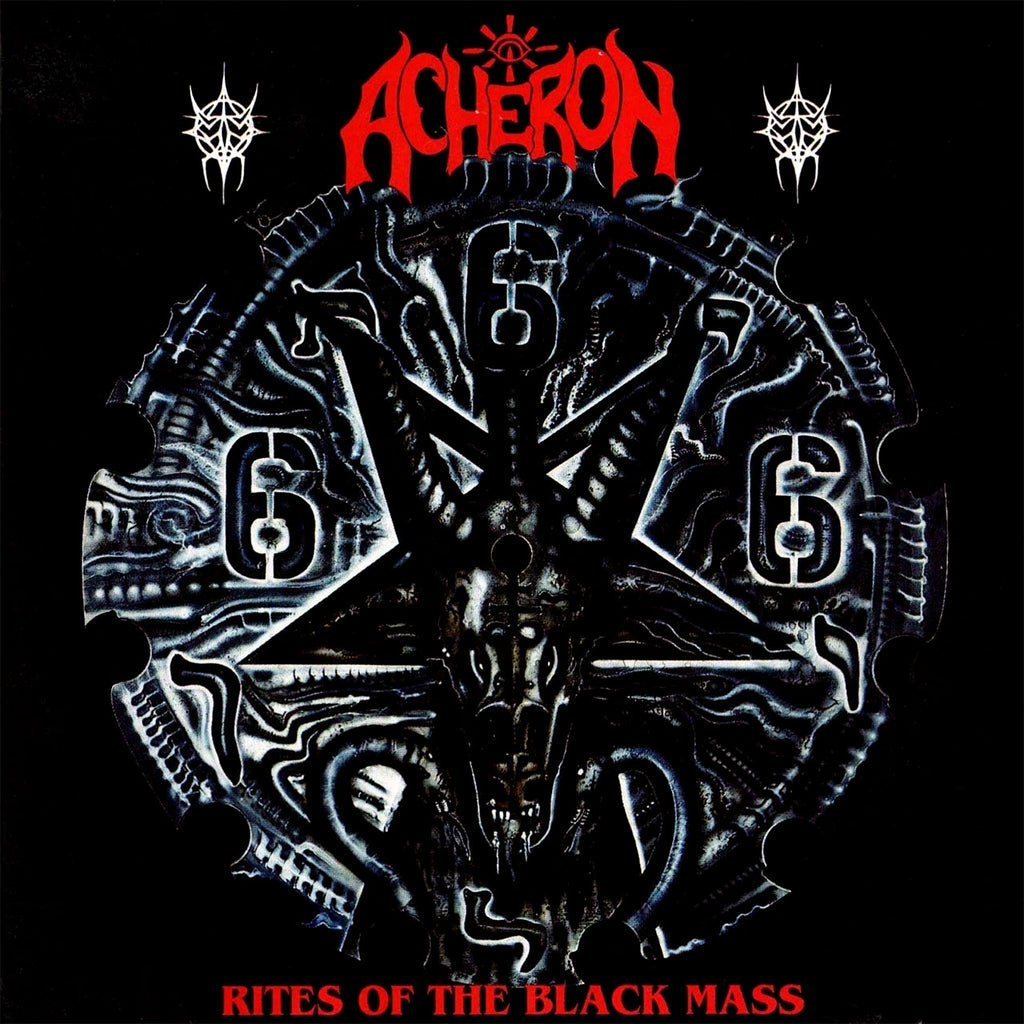 Acheron - Rites of the Black Mass (2018 Reissue) (CD)