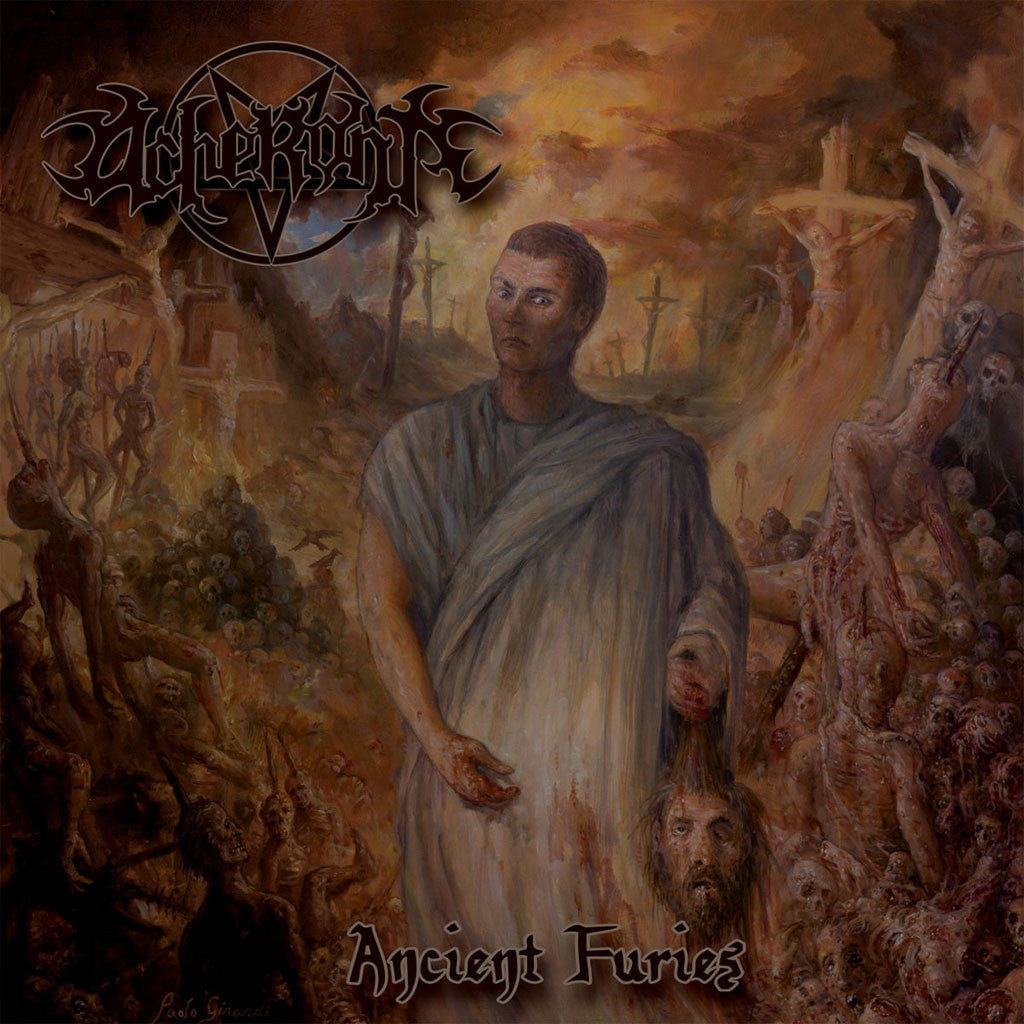 Acheronte - Ancient Furies (CD)