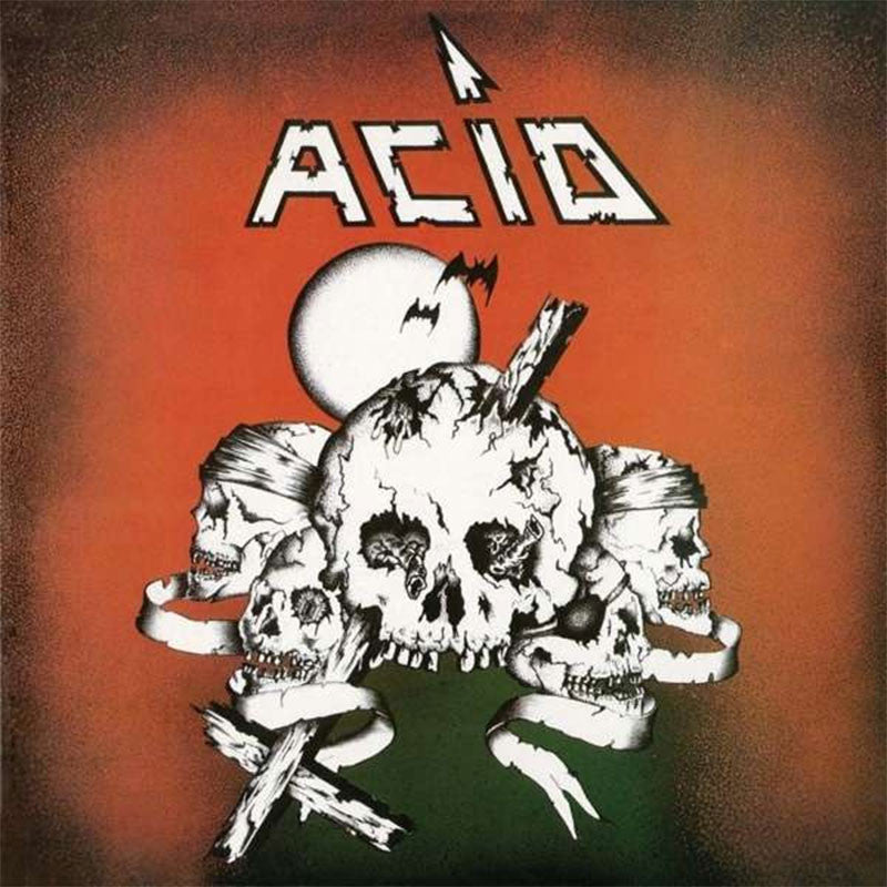 Acid - Acid (Expanded Edition) (CD)