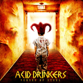 Acid Drinkers - Verses of Steel (Digipak CD)